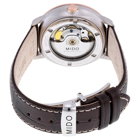 Mido Commander II M0214312606100 Watch (New with Tags)