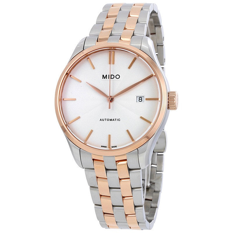 Mido Belluna II M0244072203100 Watch (New with Tags)
