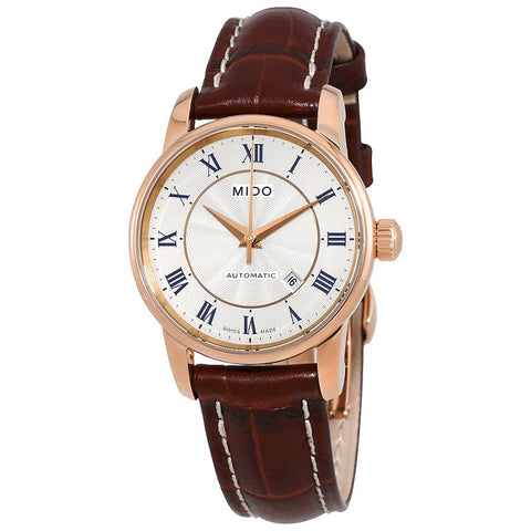 Mido Baroncelli II M76002218 Watch (New with Tags)