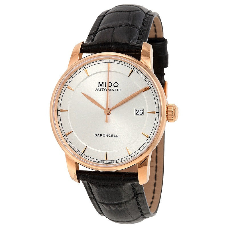 Mido Baroncelli II M86003104 Watch (New with Tags)