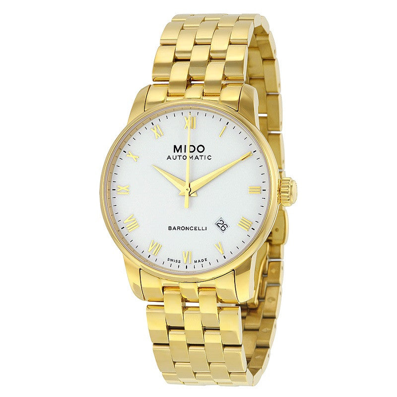 Mido Gents Baroncelli II M86003261 Watch (New with Tags)