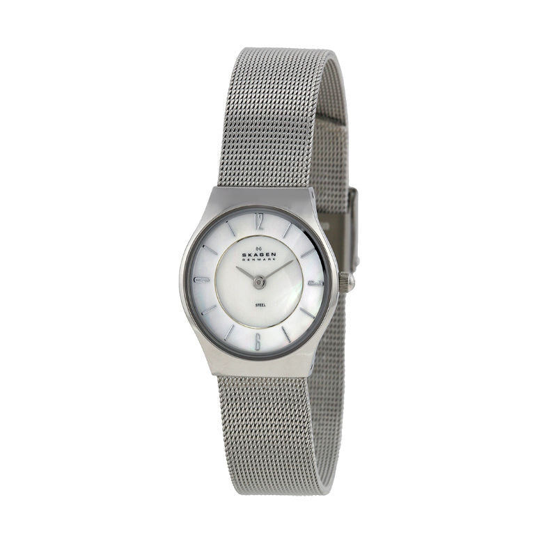 Skagen Slimline 233XSSS Watch (New with Tags)