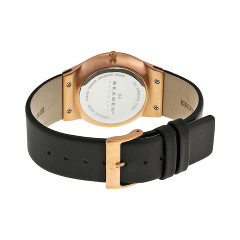 Skagen Slimline 233XXLRLB Watch (New with Tags)