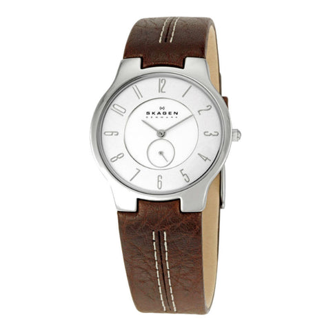Skagen Slimline 433LSL1 Watch (New with Tags)