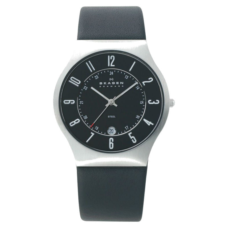 Skagen Grenen 233XXLSLB Watch (New with Tags)