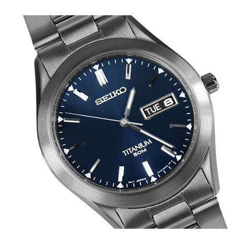 Seiko Quartz SGG601 Watch (New with Tags)