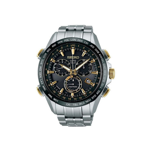 Seiko Astron GPS Solar SSE007 Watch (New with Tags)