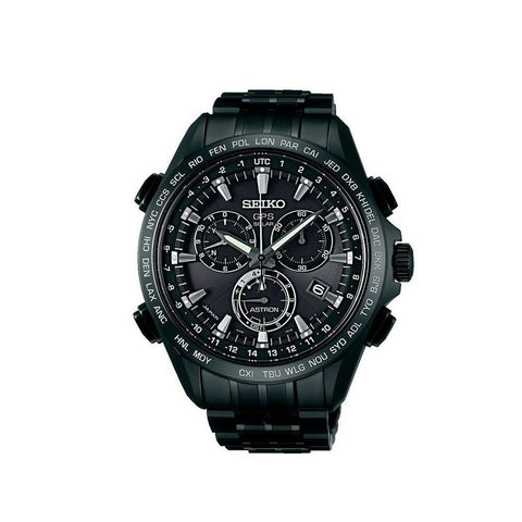 Seiko Astron GPS Solar SSE009 Watch (New with Tags)