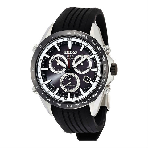 Seiko Astron GPS Solar SSE015 Watch (New with Tags)