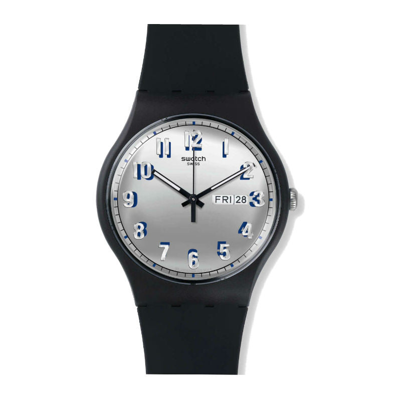 Swatch Secret Service SUOB718 Watch (New with Tags)