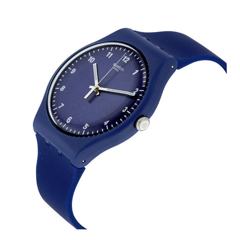 Swatch Mono Blue SUON116 Watch (New with Tags)