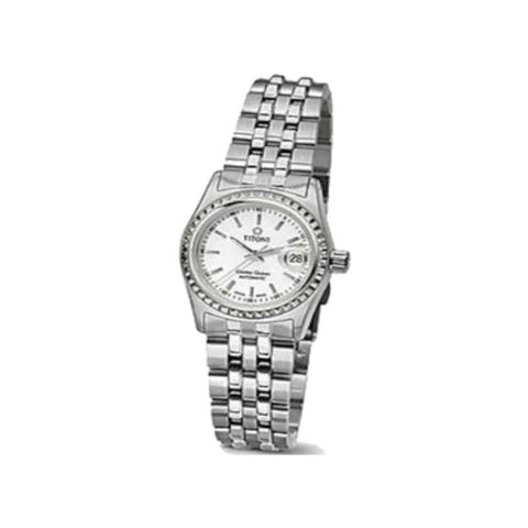 Titoni Cosmo Queen Series 728S310 Watch (New with Tags)