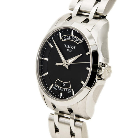 Tissot Couturier T0354071105100 Watch (New with Tags)