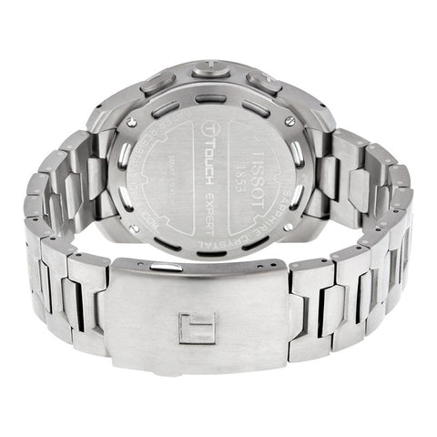 Tissot T-Touch Expert Titanium T0134204420100 Watch (New with Tags)