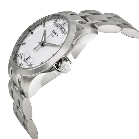 Tissot T-Trend Couturier T0354071103100 Watch (New with Tags)