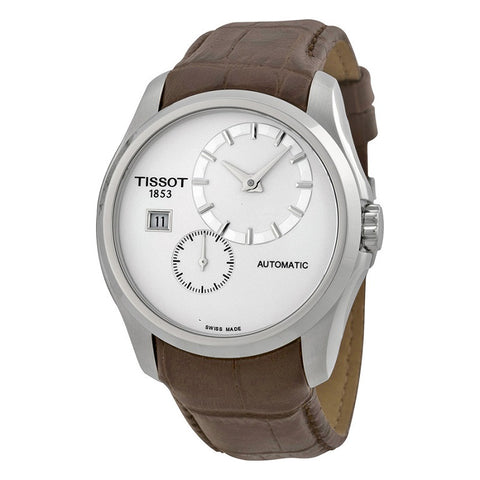 Tissot T-Trend Couturier T0354281603100 Watch (New with Tags)