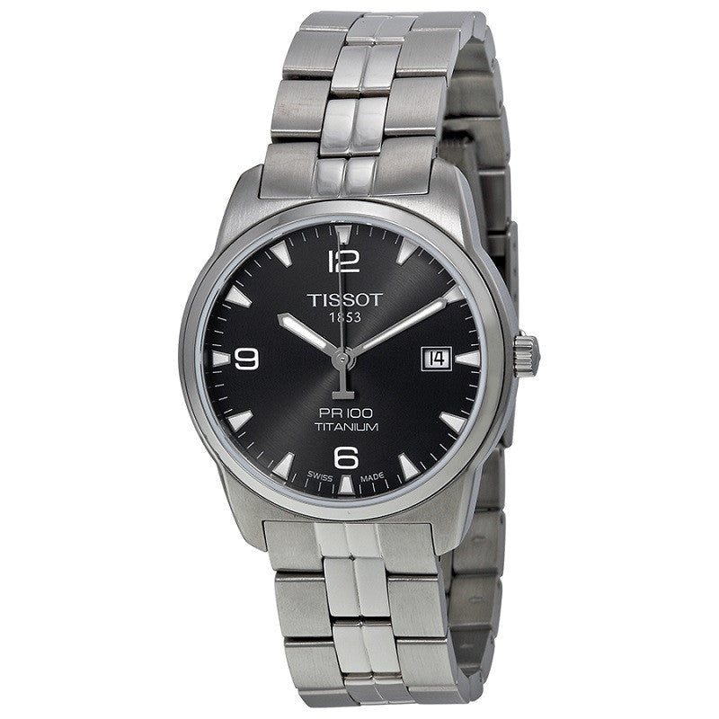 Tissot T-Classic PR 100 T0494104406700 Watch (New with Tags)