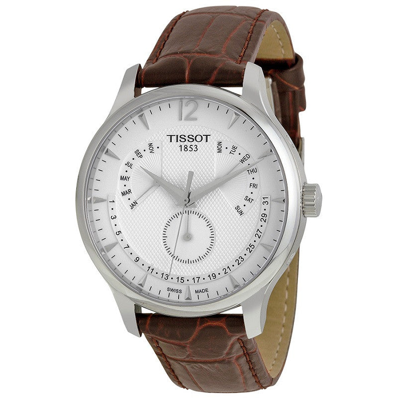 Tissot Tradition Perpetual Calendar T0636371603700 Watch (New with Tags)