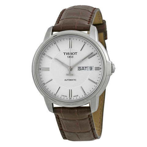 Tissot Automatic III T0654301603100 Watch (New with Tags)