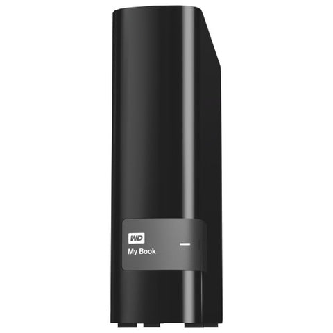 WD Elements My Book USB 3.0 2TB External Hard Drive WDBFJK0020HBK-SE