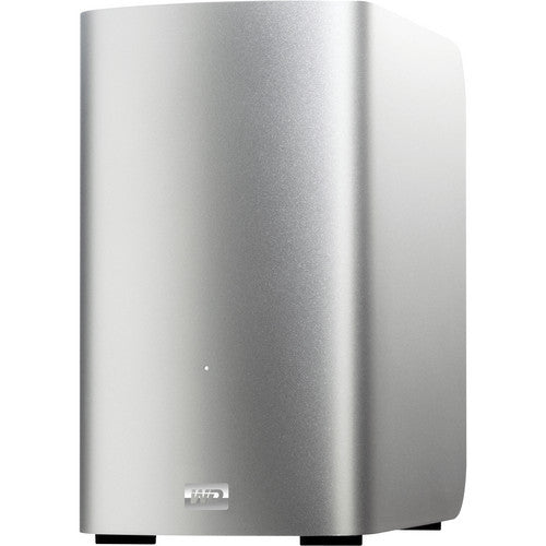 WD Elements My Book Thunderbolt Duo Thunderbolt x2 6TB External Hard Drive WDBUTV0060JSL-SESN