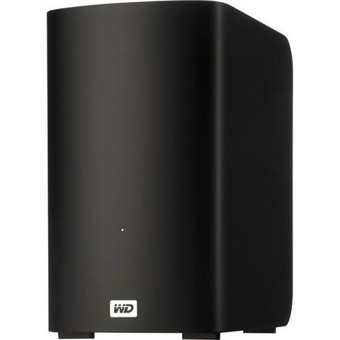 WD Elements My Book Velociraptor Duo Thunderbolt X2 2TB External Hard Drive (WDBUWZ0020JBK-SESN)