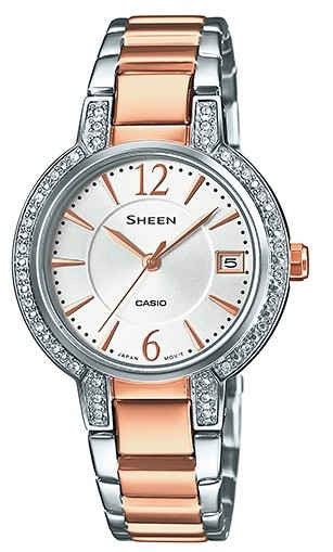 Casio Sheen She-4805sg-7a Watch (New with Tags)