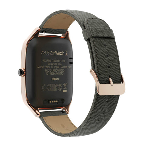 Asus WI501Q Zen Watch 2 Leather (Taupe)