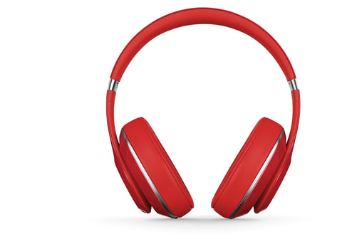 Beats Studio Wireless Red Over Ear Headphone (MH8K2PA/B)