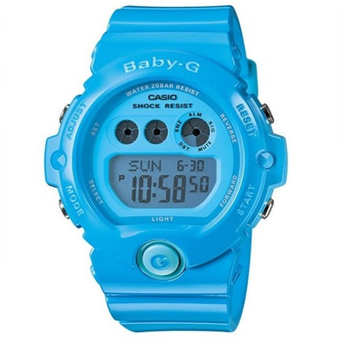 Casio Baby-G 200m WR BG-6902-2B Watch (New with Tags)