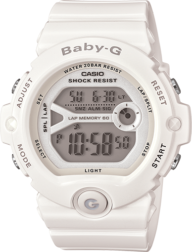 Casio Baby-G 200m WR BG-6903-7B Watch (New with Tags)
