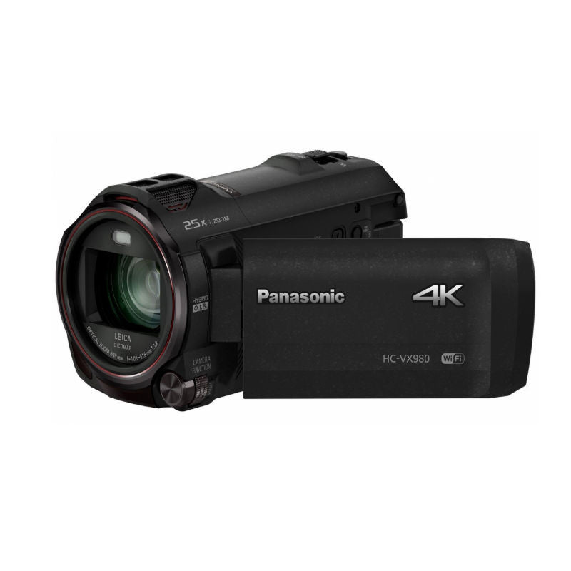 Panasonic HC-VX980 Full HD Camcorder (Black)