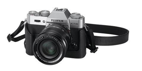 Fujifilm X-T10 Kit with 18-55mm Black Mirrorless Digital Camera