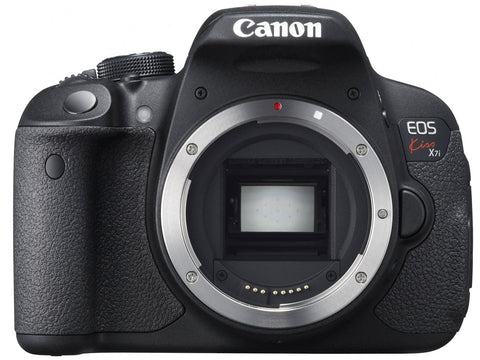 Canon EOS X7i with 18-135mm Black Digital SLR Camera