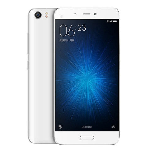 Xiaomi Mi 5 Pro Dual 128GB 4G LTE Ceramic White Unlocked (CN Version)