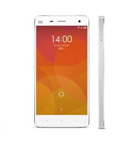 Xiaomi Mi4 Dual 16GB 4G LTE White Unlocked (CN Version)