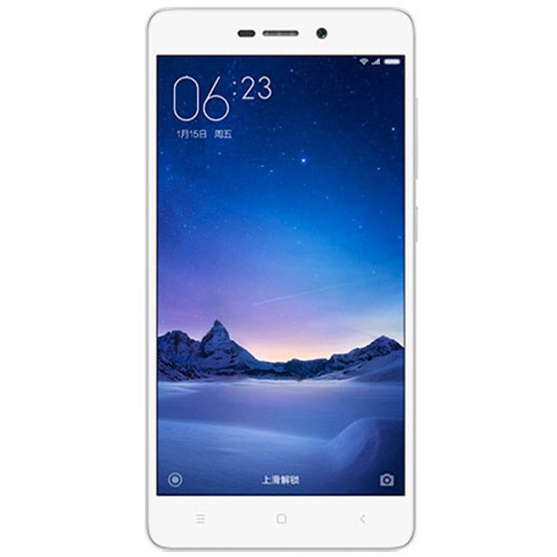 Xiaomi Redmi 3S Dual 32GB 4G LTE Silver Unlocked (CN Version)