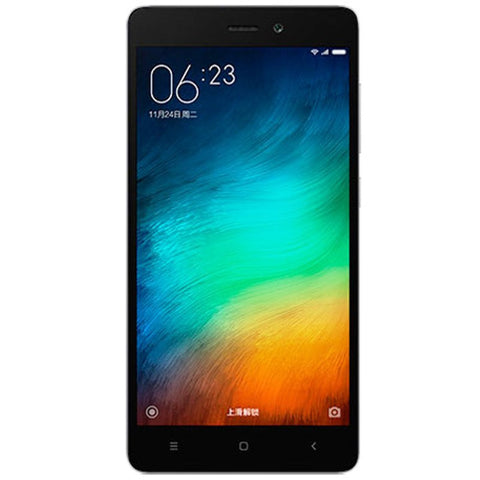 Xiaomi Redmi 3S Dual 32GB 4G LTE Grey Unlocked
