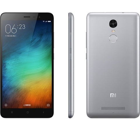 Xiaomi Redmi Note 3 Dual 32GB 4G LTE Grey Unlocked (CN Version)