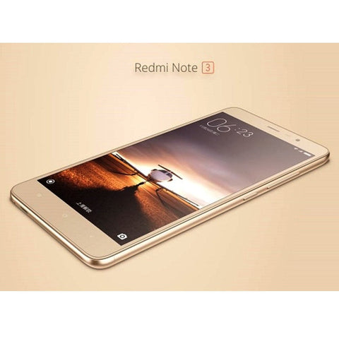 Xiaomi Redmi Note 3 Dual 16GB 4G LTE Gold Unlocked (CN Version)
