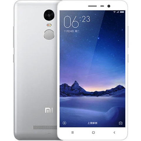 Xiaomi Redmi Note 3 Dual 32GB 4G LTE Silver Unlocked (CN Version)