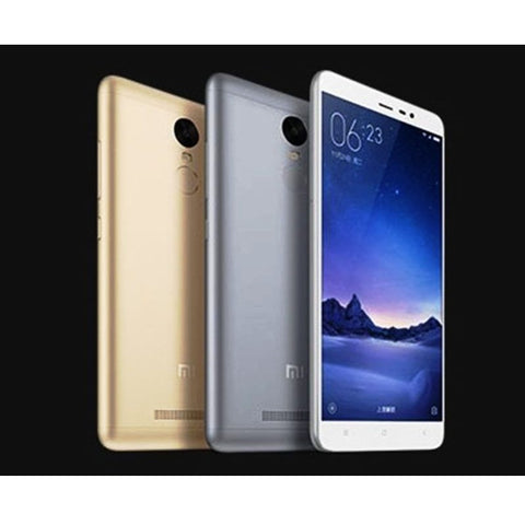 Xiaomi Redmi Note 3 Dual 16GB 4G LTE Silver Unlocked (CN Version)