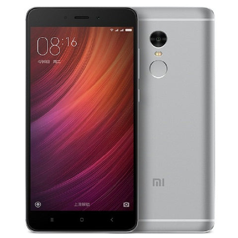 Xiaomi Redmi Note 4 Pro Dual 64GB 4G LTE Grey Unlocked