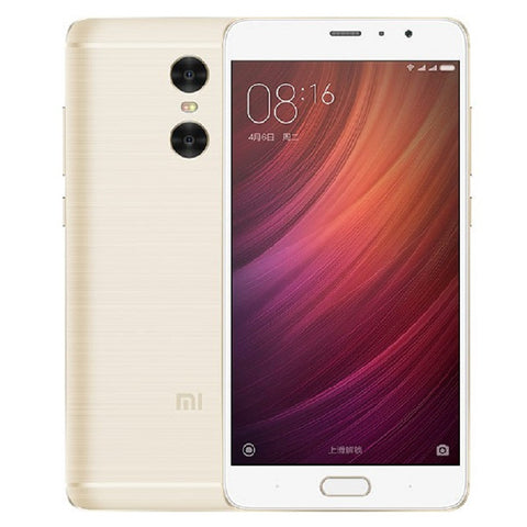 Xiaomi Redmi Pro Dual 32GB 4G LTE Gold Unlocked (CN Version)