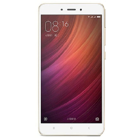 Xiaomi Redmi Note 4 Pro 64GB 4G LTE Gold Unlocked (CN Version)