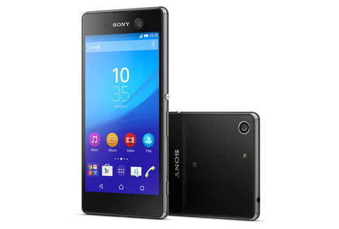 Sony Xperia M5 16GB 4G LTE Black (E5653) Unlocked