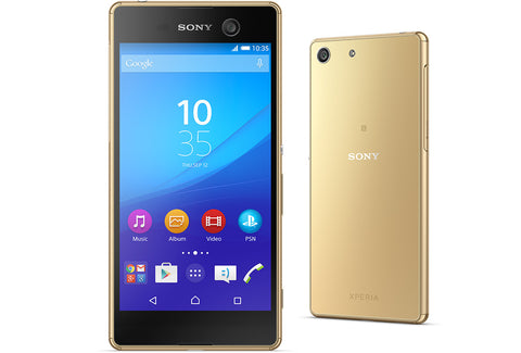 Sony Xperia M5 16GB 4G LTE Gold (E5653) Unlocked