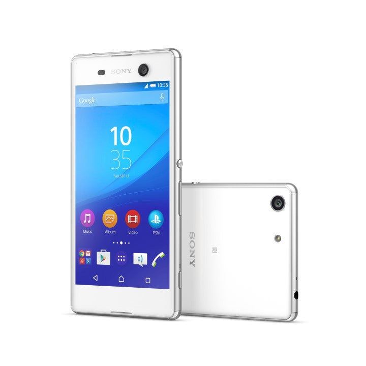 Sony Xperia M5 16GB 4G LTE White (E5653) Unlocked