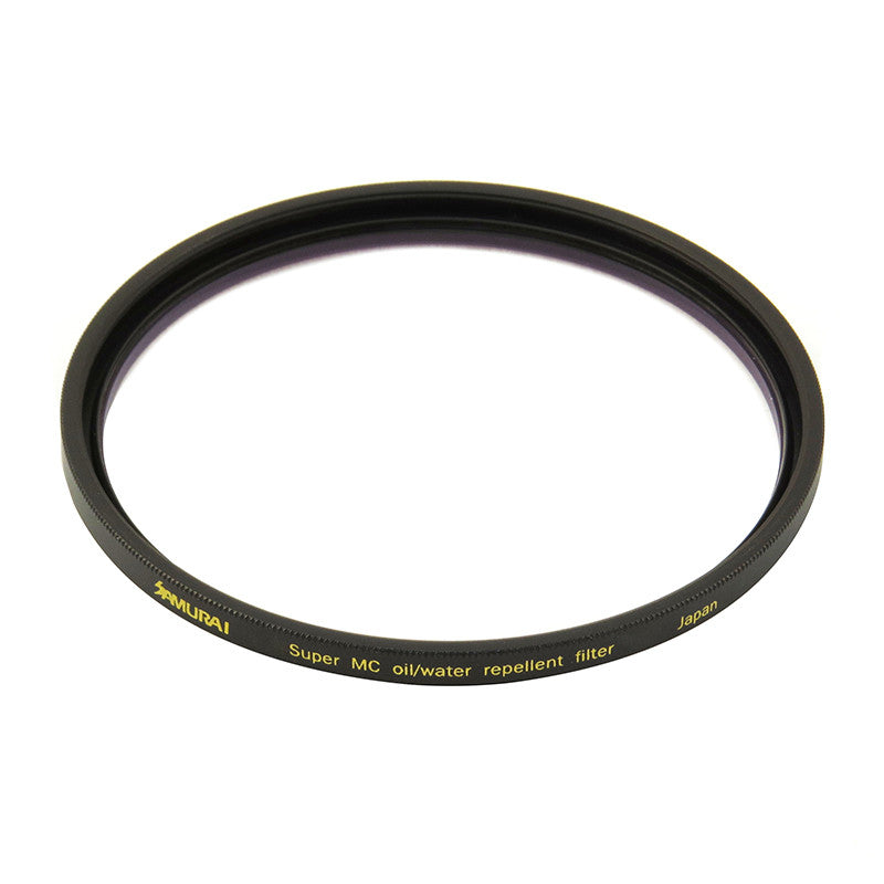 Samurai 55mm Super MC Oil/Water Repellent Filter