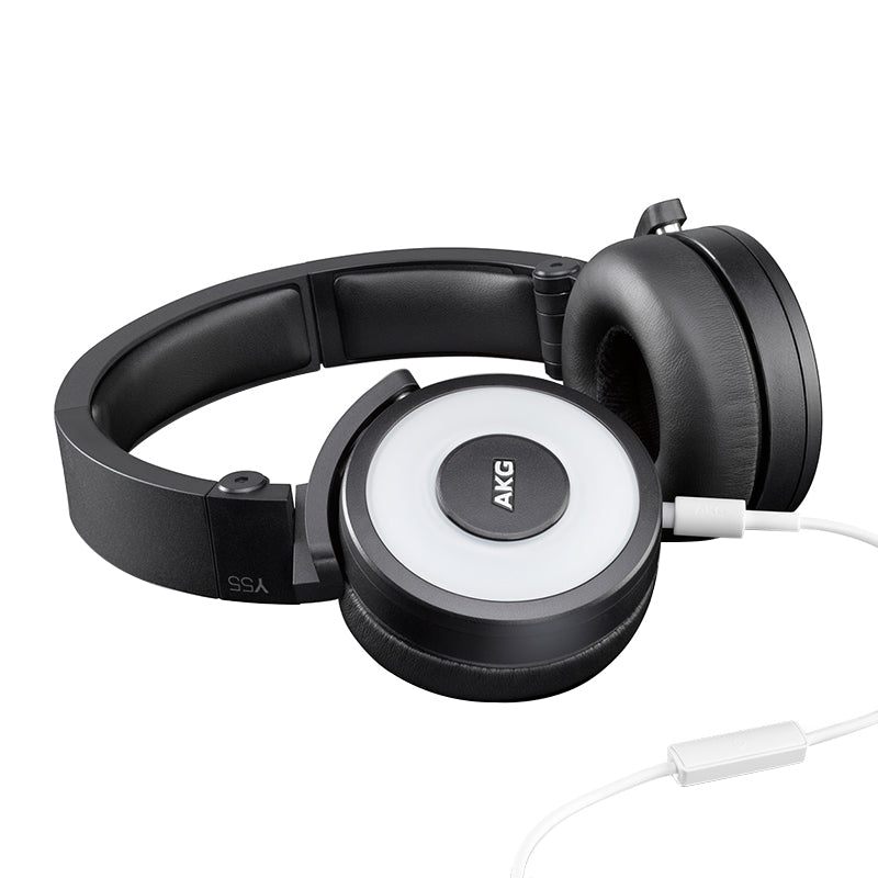 AKG Y55 DJ Headphones (White)